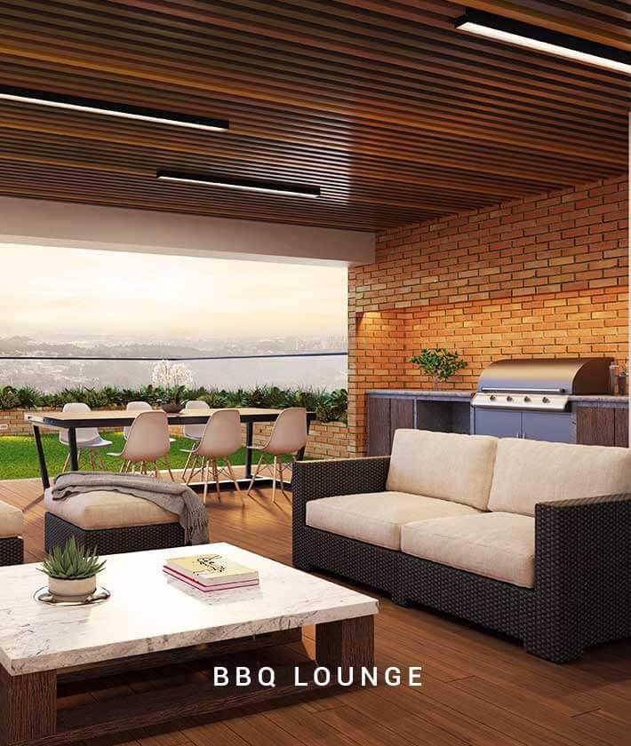 BBQ-Lounge